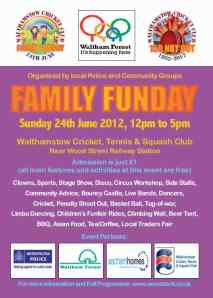 Wood St family fun day 12