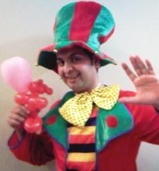Robbie the clown