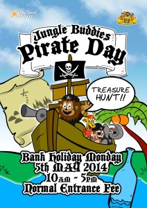 Pirates Day poster