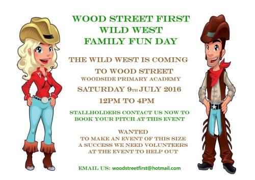 Wild West Website Entry