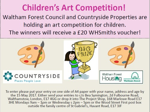 Art Competition Apr 17